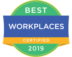 Best Workplaces Certified 2019